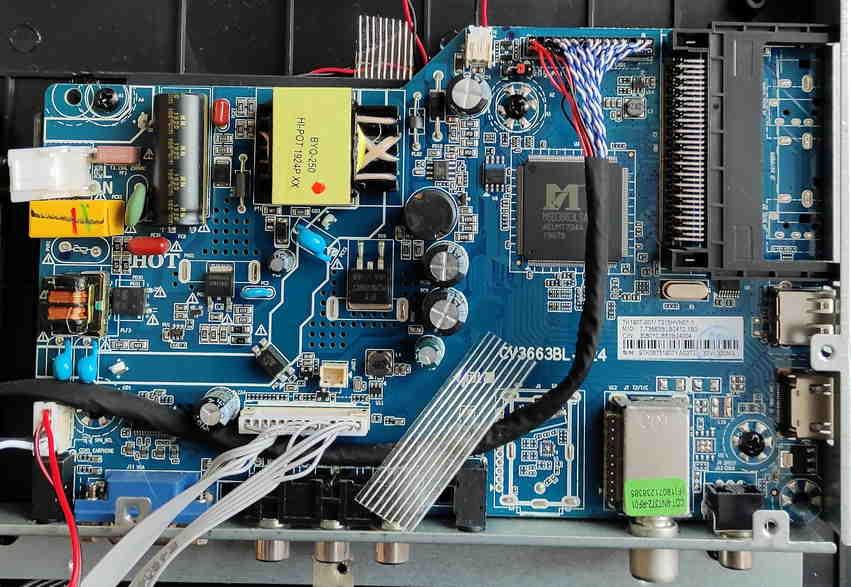 Телевизор Starwind SW-LED22BA200 не включается